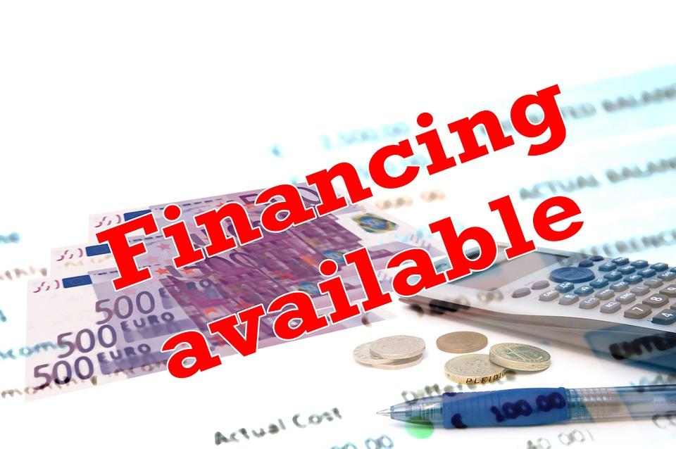 dostupné financování