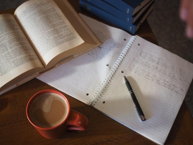 káva ke studiu