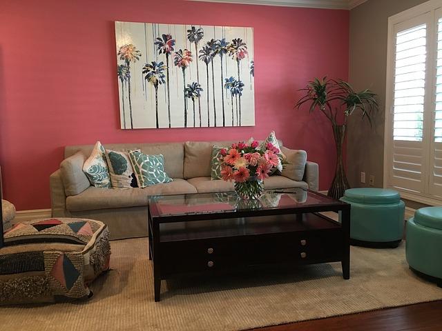 Barvy, které prosvětlí a zvýrazní váš interiér
