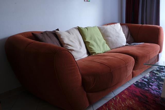 Vyberte si vhodnou sedačku do svého obývacího pokoje