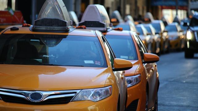 Uber vs taxikáři