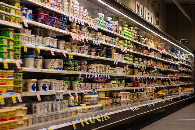 Triky supermarketů ke zvýšení chuti zákazníků nakupovat